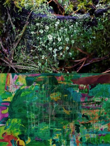 Natura vs Kultura 12 70x100